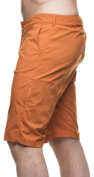 Houdini M's Liquid Rock Shorts Saddle Brown